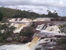 essequibo river waterfall
